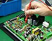 機械の基板修理サービス