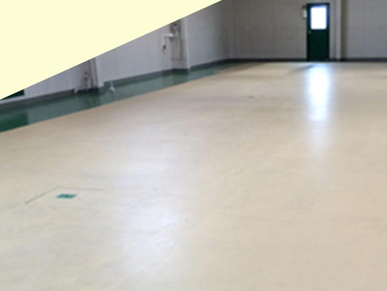 クリーンルームの防塵性・耐久性向上工事