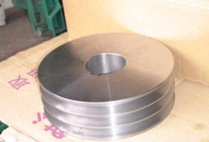 産業機械用プーリー(3本溝)