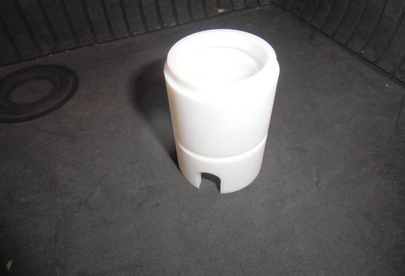 テフロン製円筒形状品