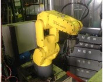ロボットのメンテナンス