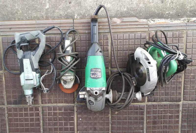 空圧工具・電動工具のメンテナンス