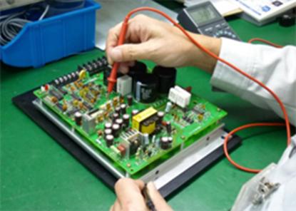 機械の基板・制御盤修理サービス