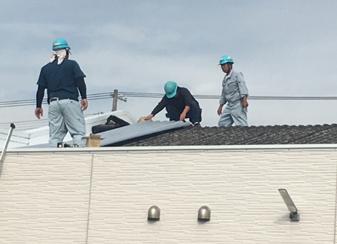 スレート屋根・鋼板屋根のメンテナンス