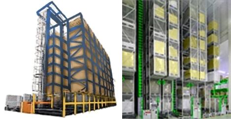 自動倉庫のメンテナンス・システム更新