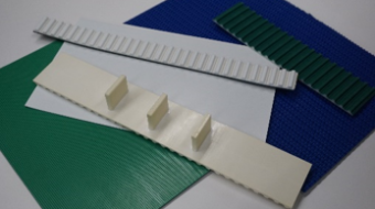 コンベア樹脂ベルトの更新