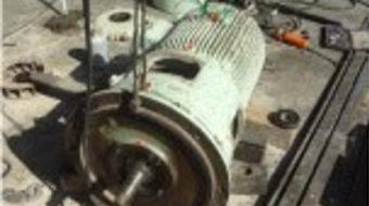 減速機・モーターのメンテナンスおよび軸受診断試験