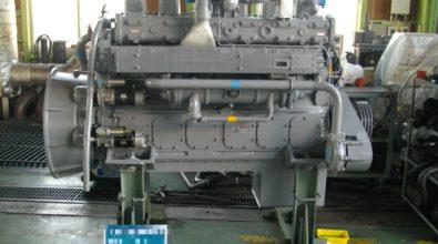 産業用エンジンの定期整備・オーバーホール