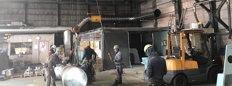 配管設置・改修・メンテナンス工事