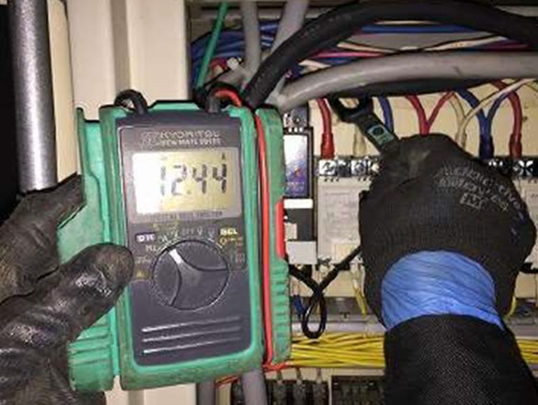 ポンプ設置及びポンプ周りの配管メンテナンス工事