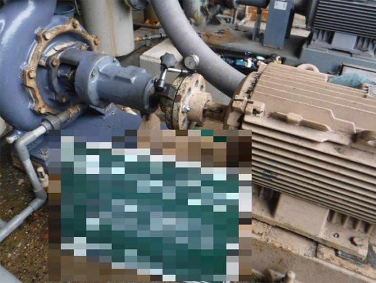 送水ポンプ定期メンテナンス工事実績